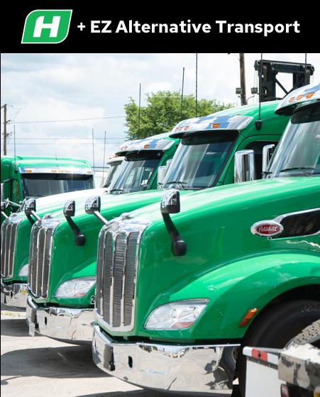 Heniff Transportation acquires Texas-based EZ Alternative Transport